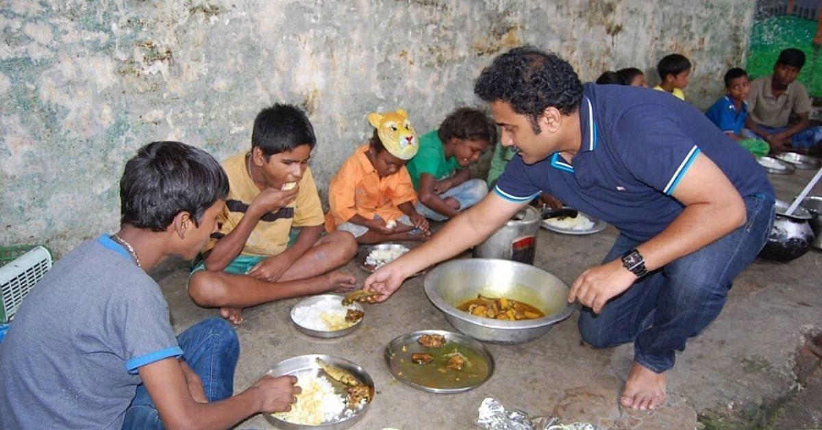 Food For Needy kids